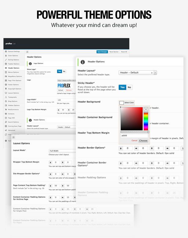 Proflex - MultiPurpose WordPress Theme - 10