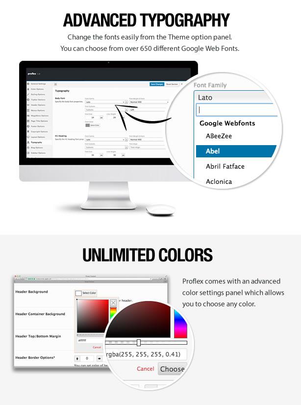 Proflex - MultiPurpose WordPress Theme - 14