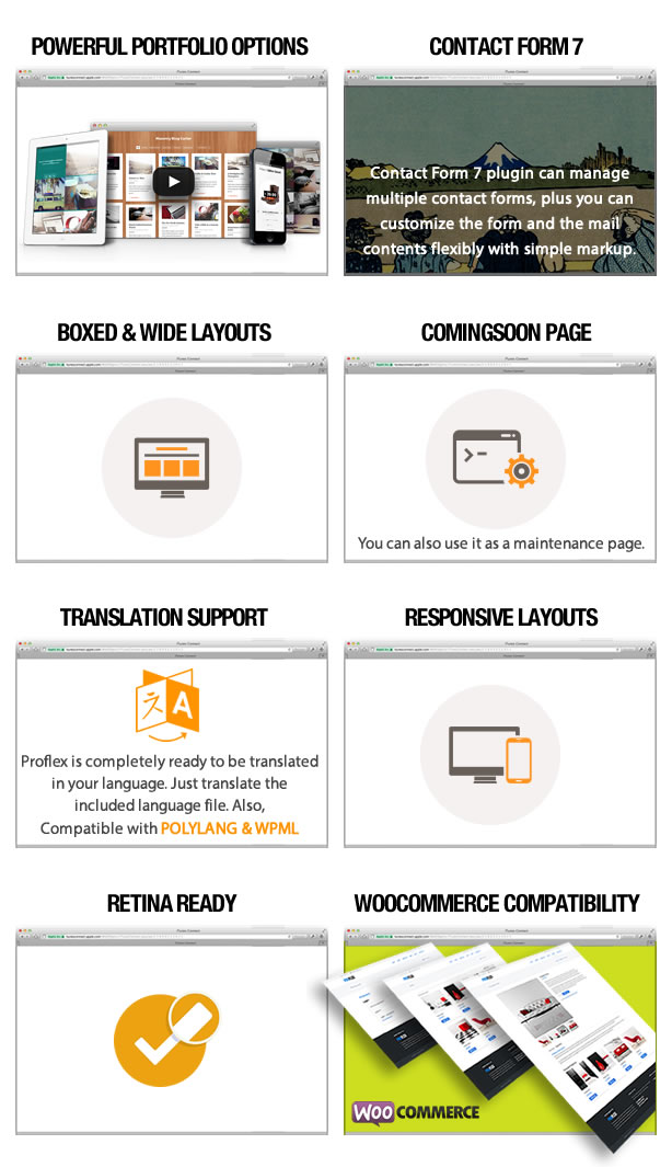 Proflex - MultiPurpose WordPress Theme - 15